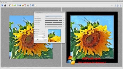 স্ক্রিনশট FotoSketcher Windows 7