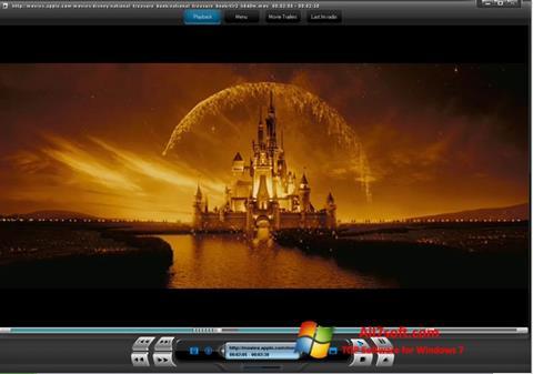 স্ক্রিনশট Kantaris Media Player Windows 7